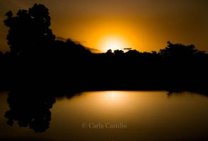 Sunset of Illusion~ by carlaacastillo09