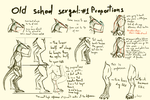 Old school sergal tutorial: 1 by kryvian