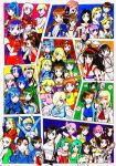 Ultimate Girl Selection by sendy1992