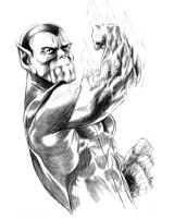 Super Skrull by Pencil-Pusher1