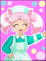 Nurse Chibiusa by Sweet-Blessings
