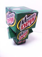 Mountain Dew Cubee by CARPEBRI
