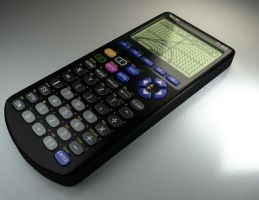 Ti-89 render by ifilgood