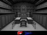 Dead-Pheonix Wright CourtRoom by Shinix