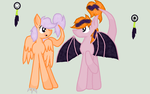 mlp ocs: daylight and nightmare by dratini12