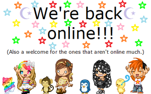 Fantage We're Back by GothicRainbow123