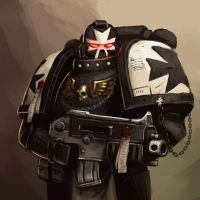 Black Templar by FonteArt