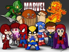Marvel Mini by Abremson
