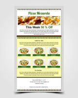 E-newsletter Food by pascreative