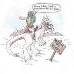 Tauntaun in Idaho by manningtheguns