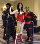 Young Justice Martian Manhunter Cosplay by kpstormie