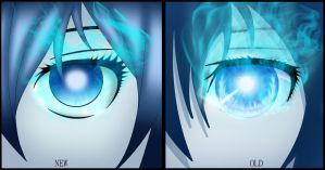 Black Rock Shooter eye redone by jmarcelino143235