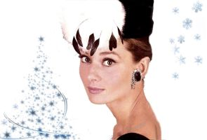 Exciting Christmas competition for all Audrey fans by lulemee