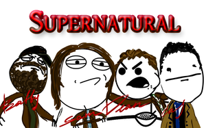 supernatural memes version by 2VS