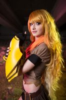 Yang Xiao Long cosplay by Rcsixtyfour