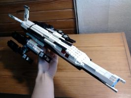 LEGO Normandy SR2 by Beezqp2