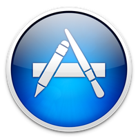 Blue App Store Icon by TheArcSage