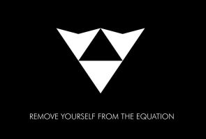 Flynn Glyph - Remove Yourself from the Equation by Sternwise