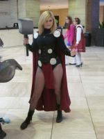 A-Kon '14 - Marvel 6 by TexConChaser