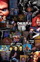 Chucky - Child's Play - Poster by ColinMartinPWherman