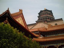 Summer Palace by Shobie-stock