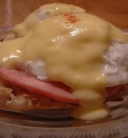 Eggs Benedict by Sigil79