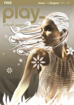 PLAY issue13 cover by Dozign