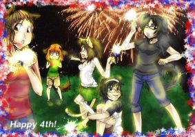 +Happy 4th+ by inuyashasno1girl