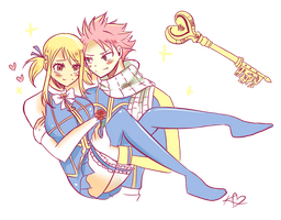 Key to my Heart Nalu by Karola2712