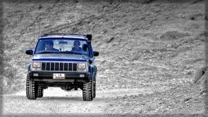 Jeep by mohagha
