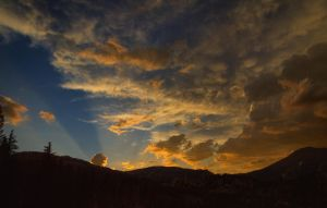 Mt. Rose sunset by MartinGollery