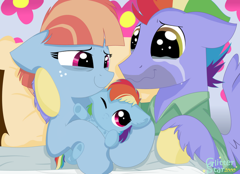 THE BEST DAUGHTER IN THE WORLD!!! by GlitterStar2000