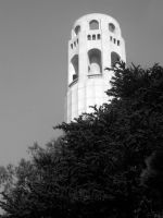 Coit Tower by rc360