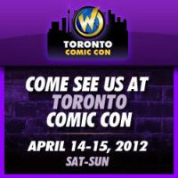 COME SEE ME AT WIZARD WORLD COMIC CON TORONTO ! by CrisDelaraArt