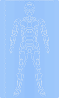W.A.C. Custos Armored Suit Blueprint by Taiko554