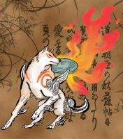 Amaterasu by mdbruin