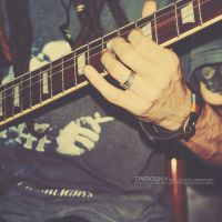 Fingers and Strings by Piroshki-Photography