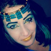 egyptian style makeups by GamerGirl84244