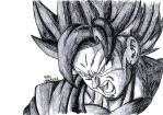 Son Goku - Super Sayan by CharlieSax