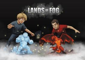 Lands of Fog Wallpaper by kenji893