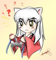 InuYasha: New Collar by daniparra