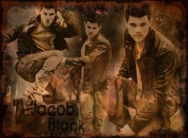 Jacob Black - 1 by Sateenkaarie
