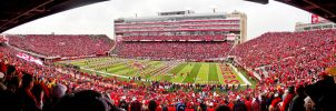 Go Big Red by AndrewShoemaker