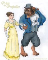 Pride-Prejudice-Beauty-Beast by Nebulan