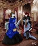Getting Ready for the Ball [Gift] by The-B-Meister