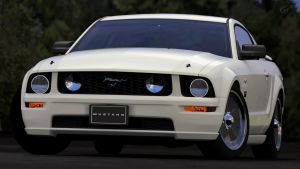 2007 Ford Mustang GT (Gran Turismo 5) by Vertualissimo