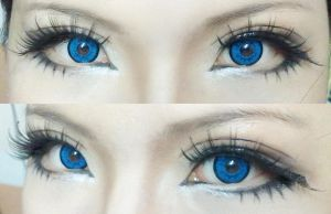 Eyes make up by mollyeberwein