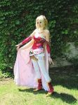 An Enchanting Terra Cosplayer by smithers456