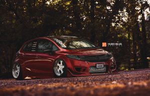 2015 honda fit by hugosilva