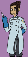 Toxee Medic by Toxicmongoose